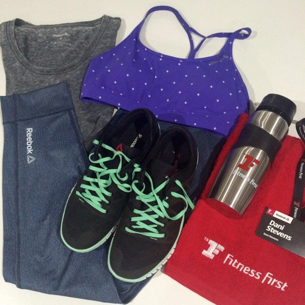 Reebok Dani Stevens Fitness First