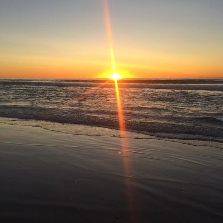 Sunrise Dani Stevens