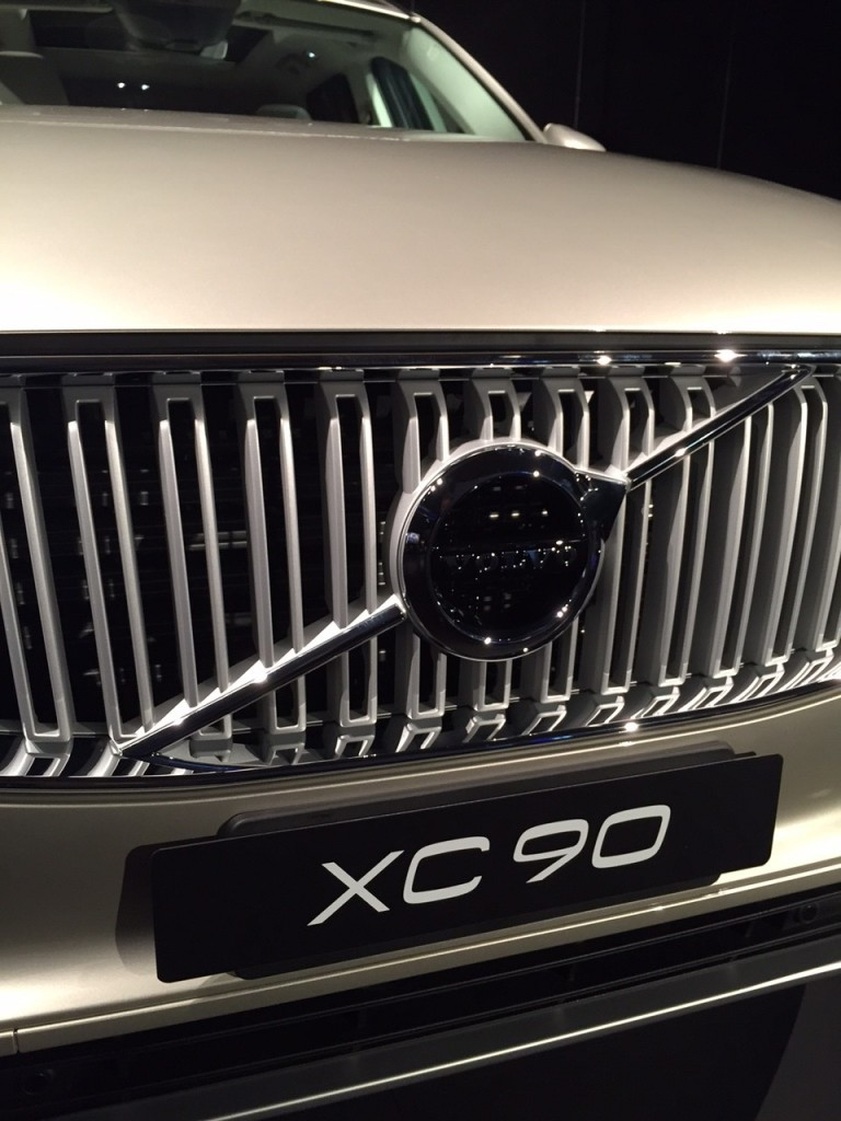 The XC90 Dani Stevens