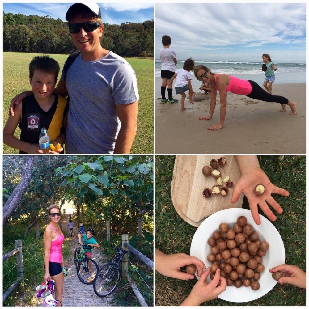 Family Fitness Fun Dani Stevens