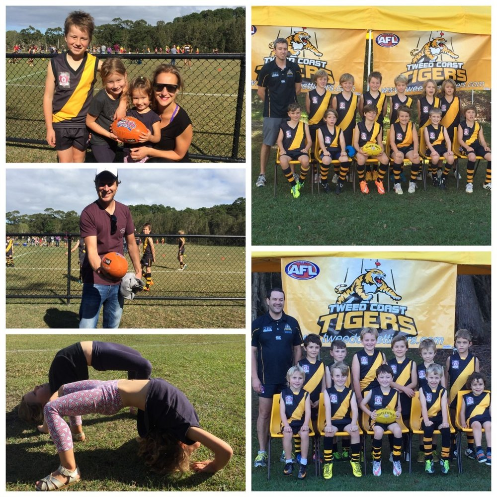 Tweed Heads Tigers Dani Stevens football