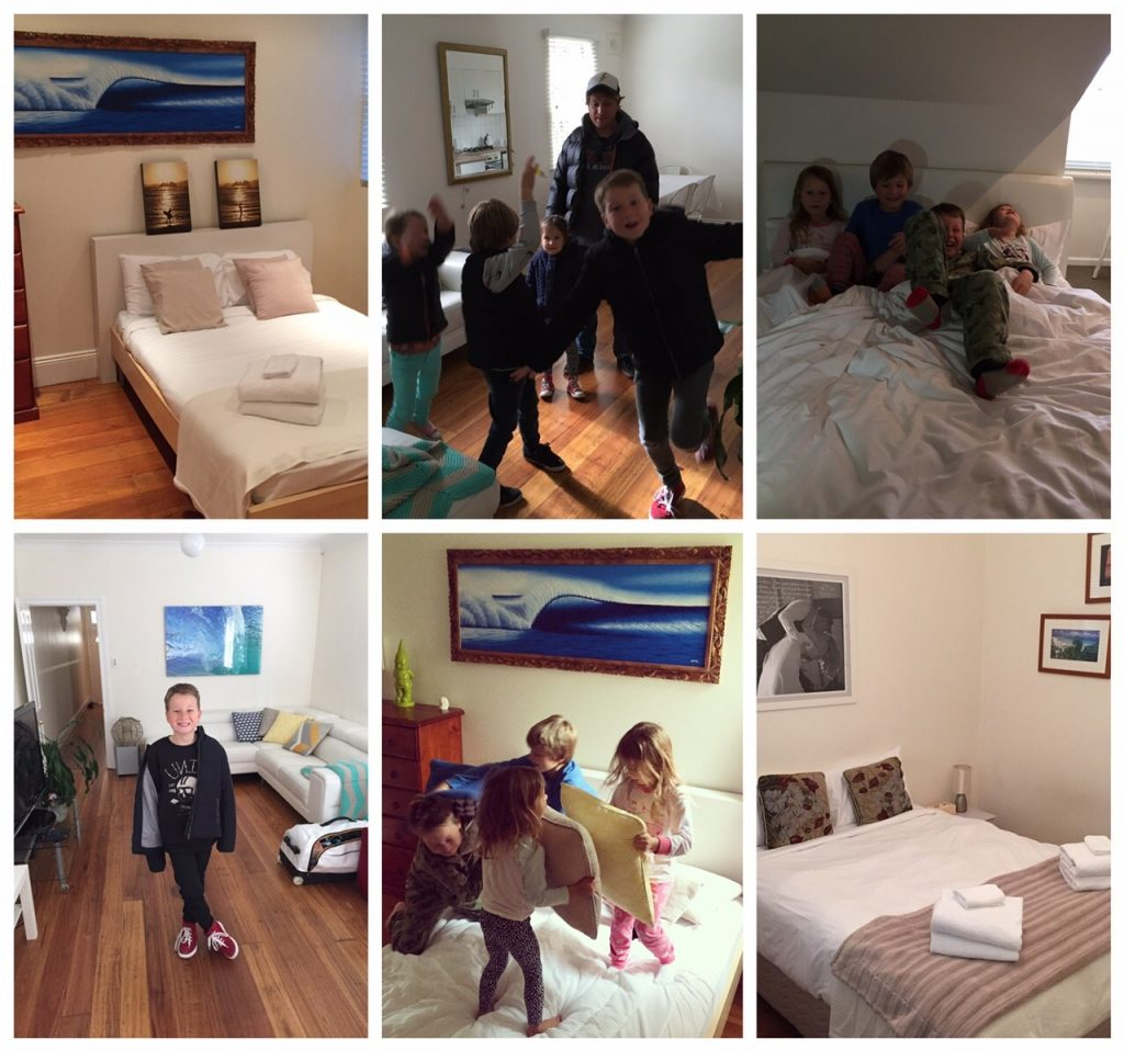Airbnb belong anywhere Dani Stevens