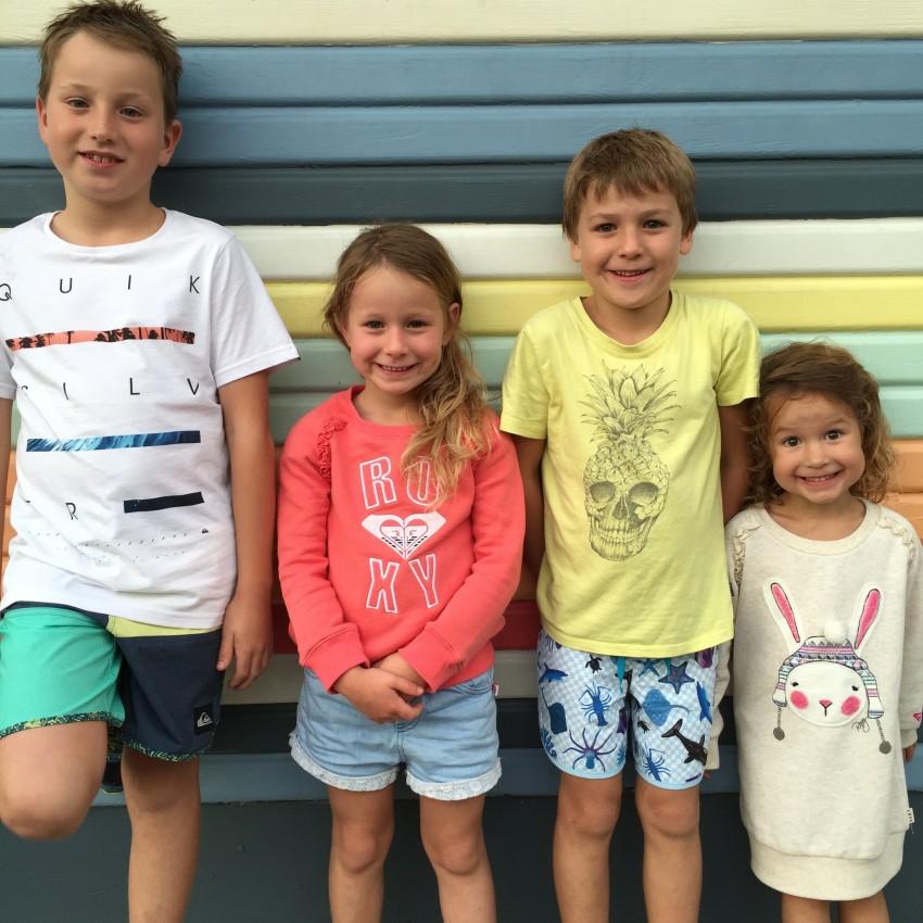 Dani Stevens fitness food motivator 4 kids Byron Bay
