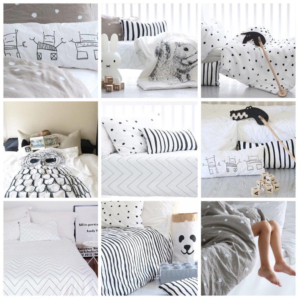 Bed linen ooh noo