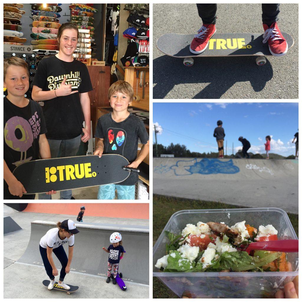 Dani Stevens Skater Boys