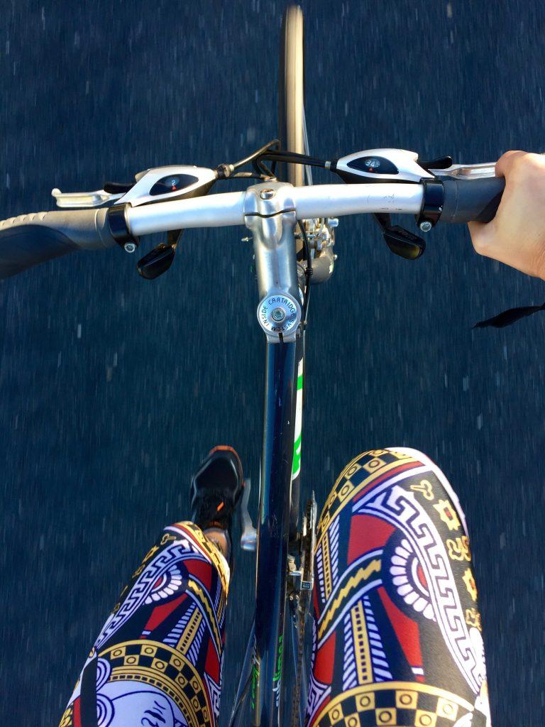 Queen Of Hearts Dani Stevens bike