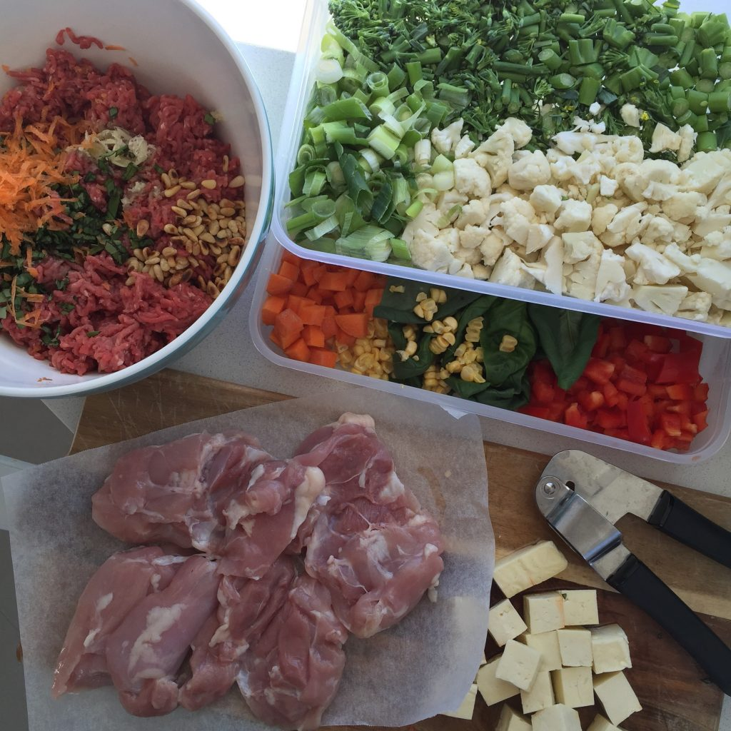 Meal prep Mondays Dani Stevens