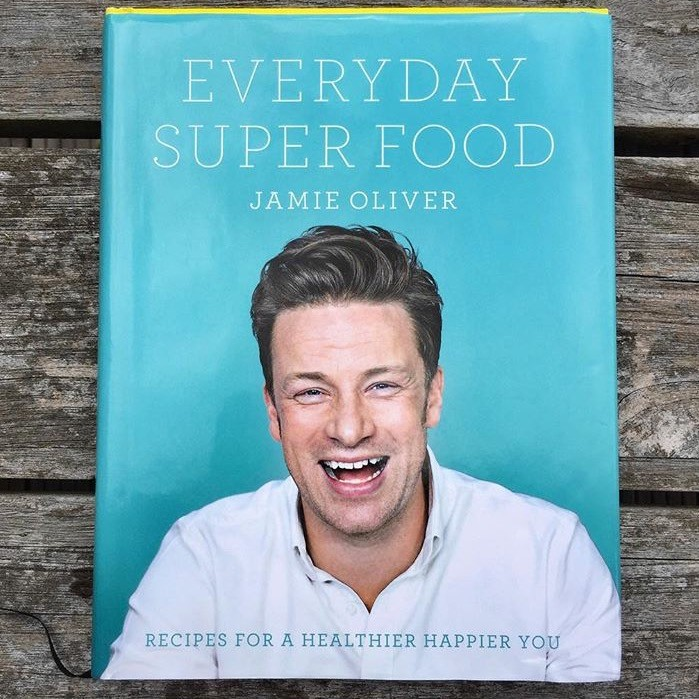 Jamie Oliver SUPERFOOD recipes for a healthier happier YOU with Dani Stevens