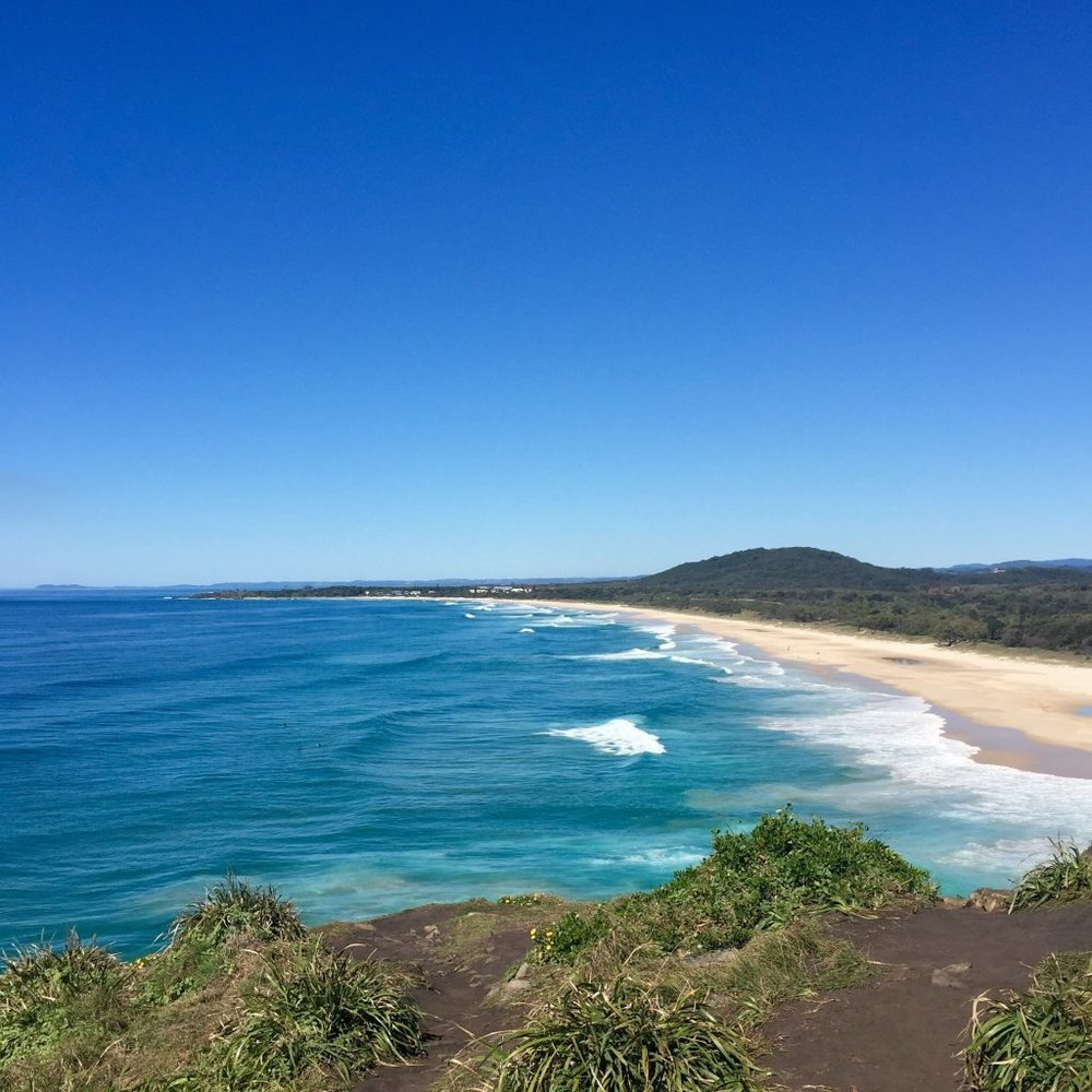Norries Headlands Cabarita Dani Stevens SEPTEMBER challenge