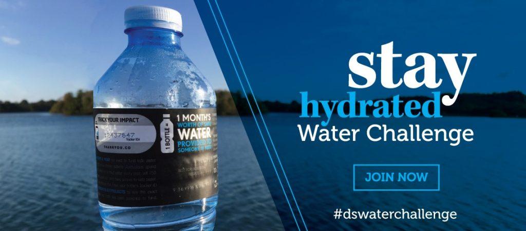 Water challenge Dani Stevens 2015