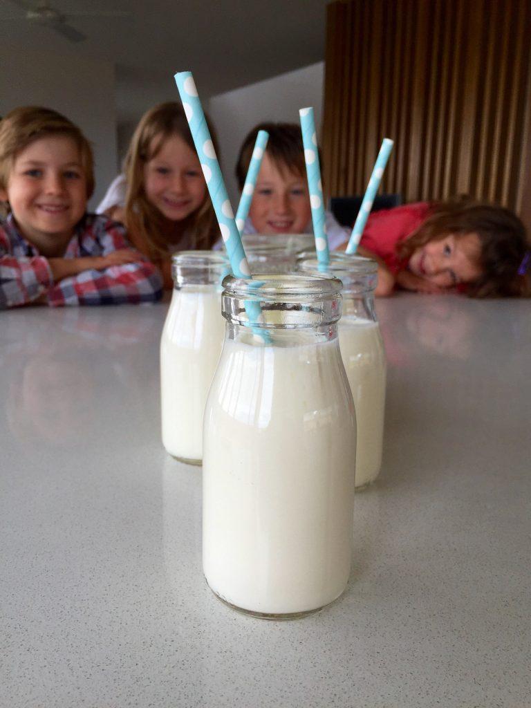 Kids yoghurt