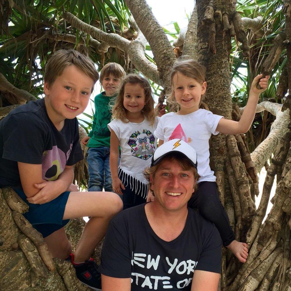 Adrian Stevens Dad of 4 Dani Stevens