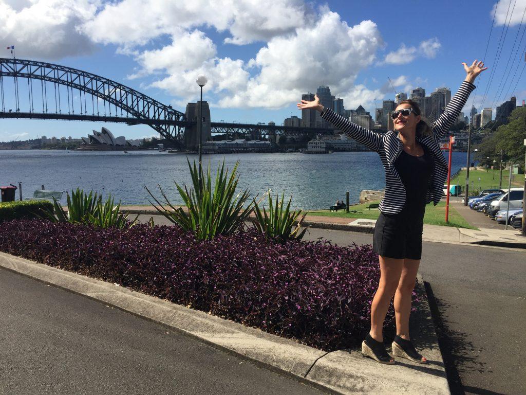 Sydney Harbour Bridge Dani Stevens