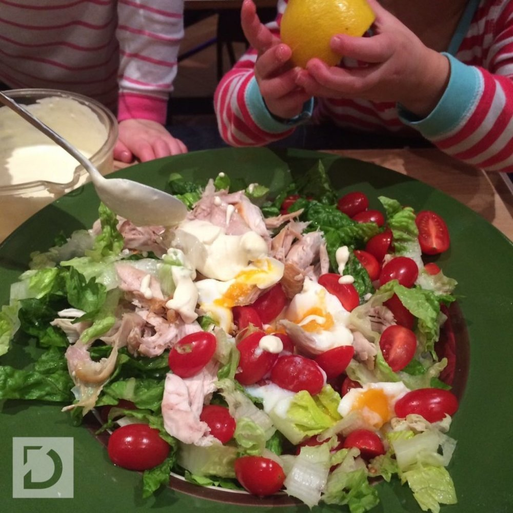 Healthy-Caeser-Salad