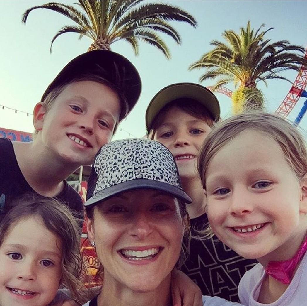 Happy family Dani Stevens