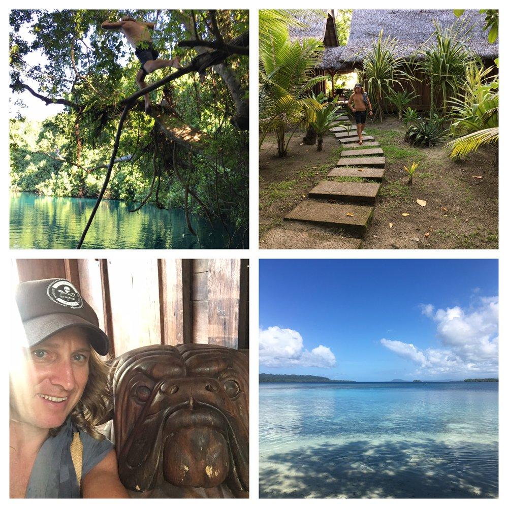 Discover Vanuatu with Dani Stevens