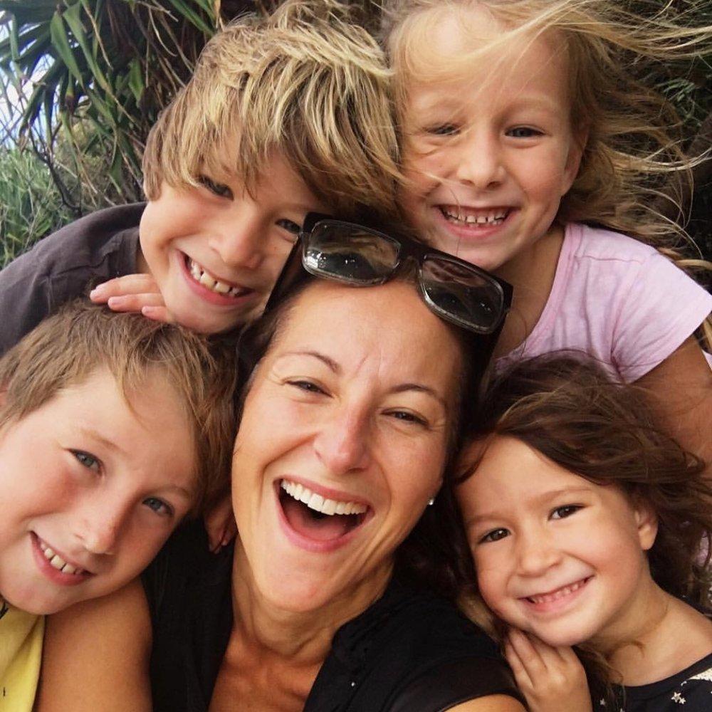 Healthy guts, healthy happy kids