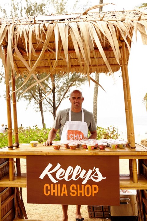 Kelly Slater Chia Shop