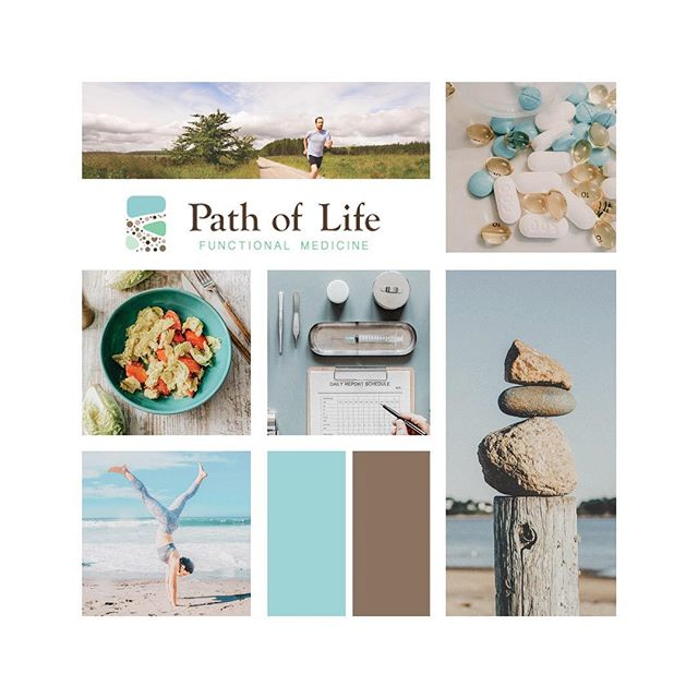 Its been a joy to watch @pathoflifefm grow their new practice on the Central Coast. Their mission is inspiring, their staff is caring and kind, and their functional medicine practice is truly changing lives. Helping a client with their marketing is so much more fulfilling when your values are aligned and you truly want to see them succeed! Don't you agree? 😊