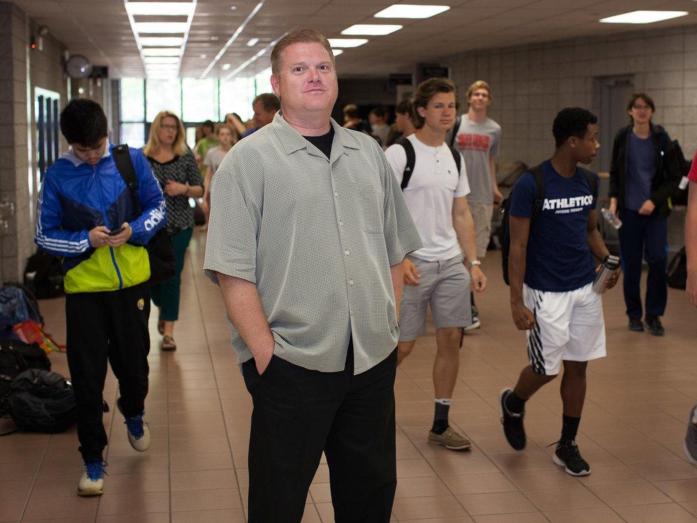 Matt Davidson, Superintendent