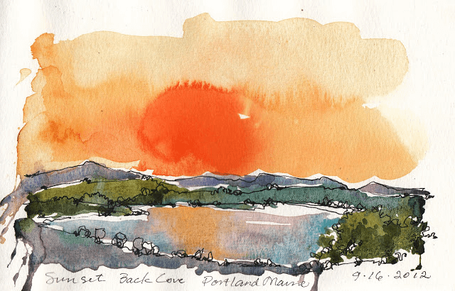 1. Sunset over Back Cove .png