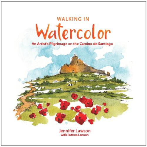 Walking in Watercolor\