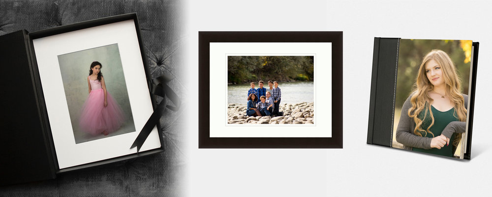 As a photographer that offers print, I can help you get beautiful art of your family for the wall, in an album, or matted prints in a keep sake box.
