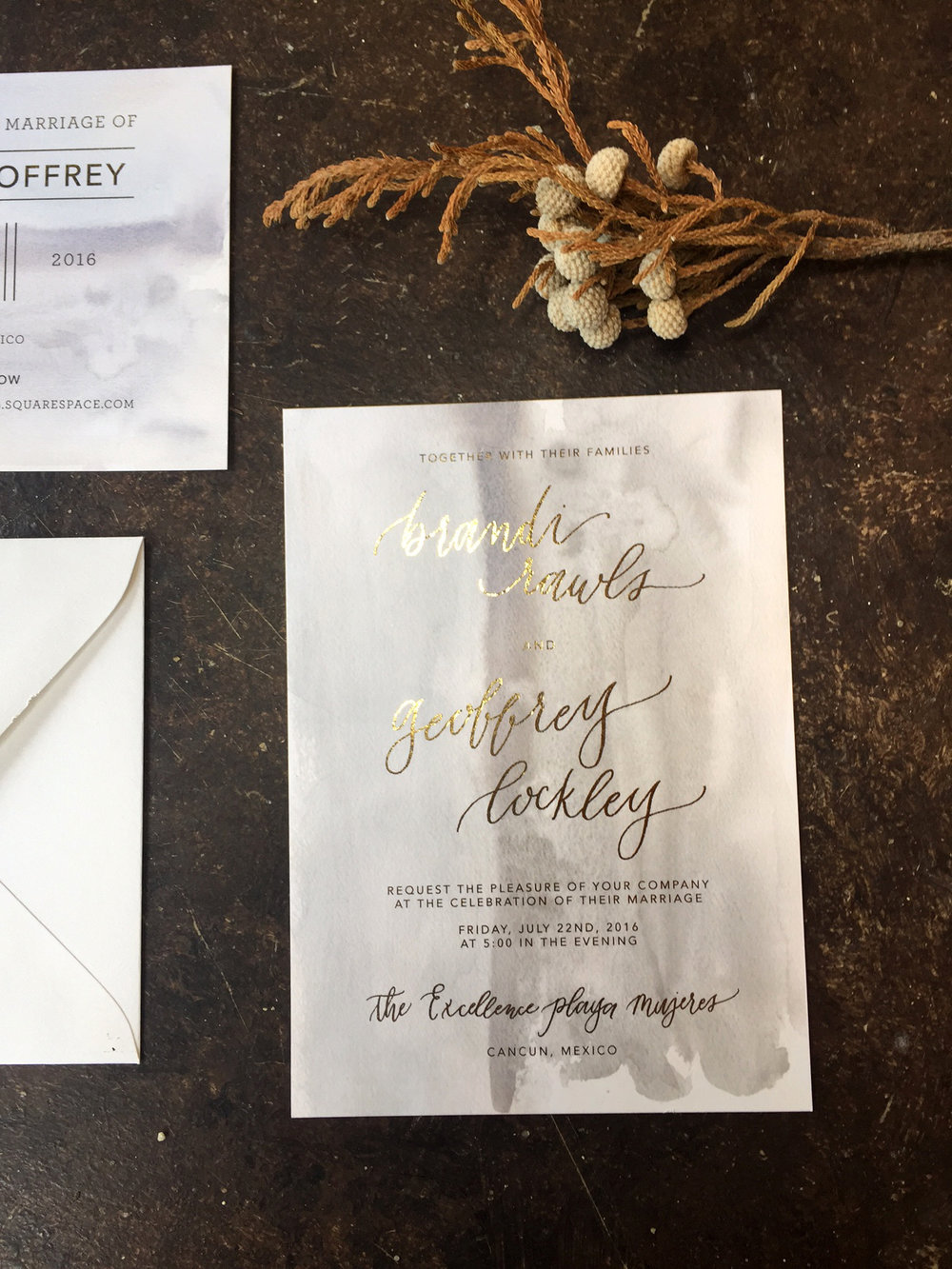 invitations forrest paper and bridal company