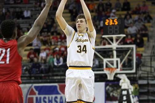 Jared Ridder, 6'8, SF, 2017, Kickapoo The Xavier signee showed off his outside shooting touch, scoring 19 points in the opening game against Montverde, then went for 11 in the consolation side on Friday, and 18 points and a game high nine boards in the consolation finale against Republic. Ridder is an athletic 6'8 wing. Lamine Diane, 6'6, F, 2017,  Findley Prep He has a funky game that is hard to describe but just finds a way to get it done. A long, athletic 6'7 forward, Diane can handle the ball, especially in transition and gets a ton of garbage buckets by just always finding a way to be at the right place at the right time. He needs to straighten out his perimeter jumper but he could be an impact player at the next level regardless. He finished with 22 points and nine rebounds in the third-place game against Montverde on Saturday.