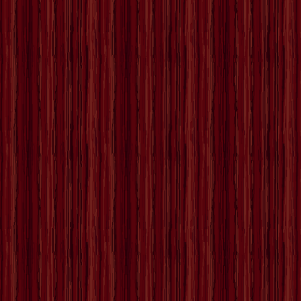 dense red