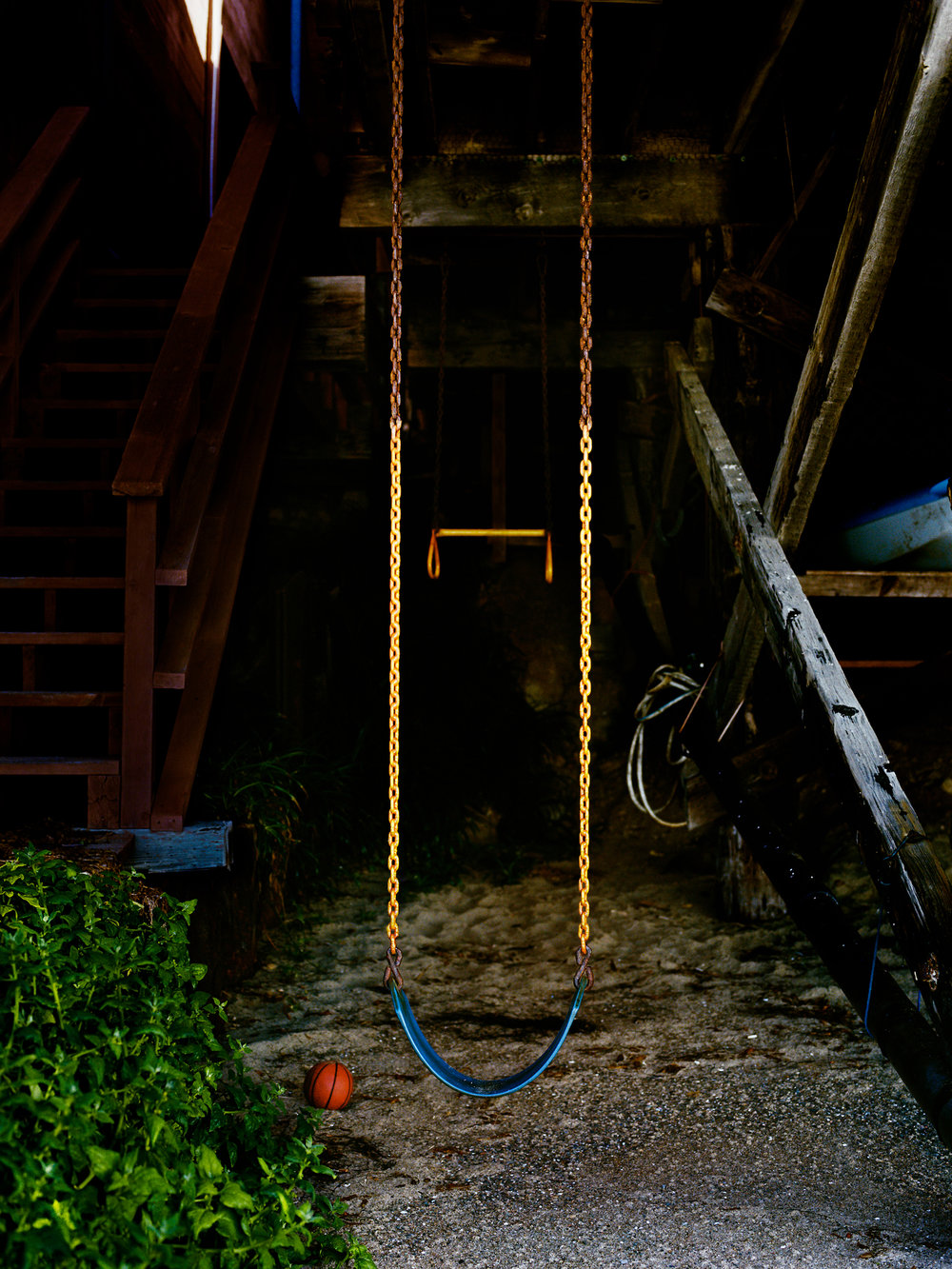 Untitled #5 (Nowhere), 2012/ archival pigment print, 41 x 31 inches, edition of 3 plus 2 AP