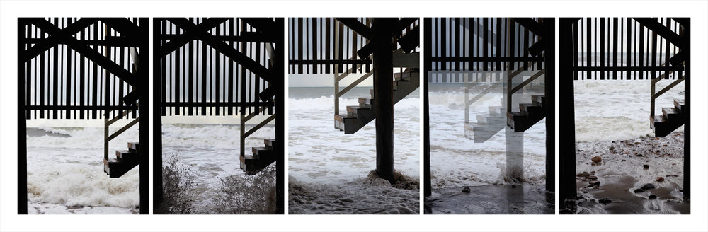 Untitled #33 (Nowhere), 2012/ archival pigment print, 14 x 43 inches, edition of 3 plus 2 AP