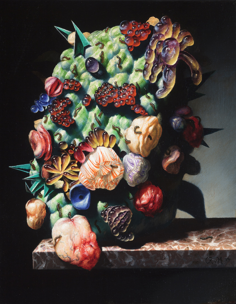 VAN_MINNEN_Christian_STILL_LIFE_WITH_SMALL_BLACK_WORMS_2013_Oil-Linen_16_x_12in_1200px.jpg
