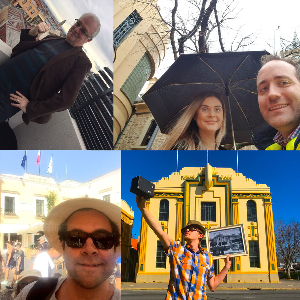 Getting behind ELGL's #cityhallselfie day - members of our Collective really embraced their local Government pride and shared photos from around the world!