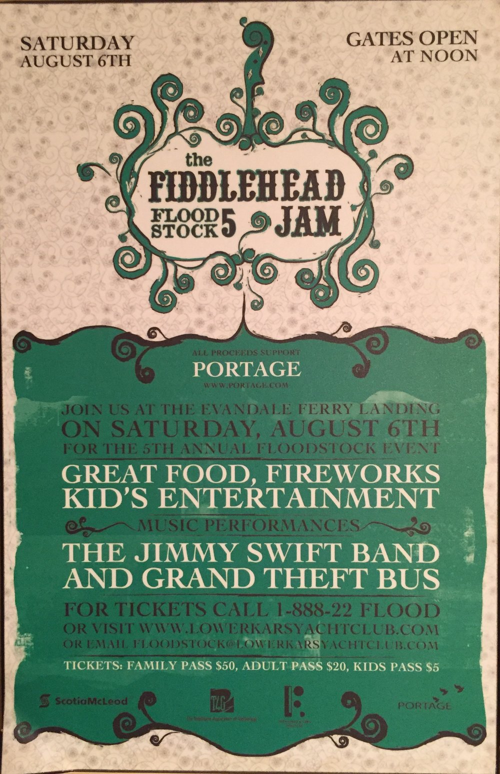- The word of the festival continued to spread,All things local was the mission we led.The people, the forest and all our good food,Reject our fiddle head jam? That's just rude.