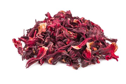 Hibiscus Flowers - Hibiscus sabdariffa
