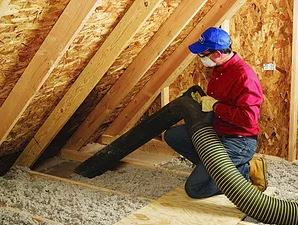 Old insulation may need to be removed especially when it has been saturated with pest feces or damaged by water or smoke. The old insulation is safely removed and the attic vacuumed.