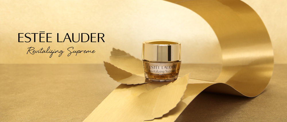 The  Golden Fall  campaign launched on November 2015 and was a perfect platform for  Estee Lauder  to reach-out to a younger audience with their recent launch of their revitalizing supreme creme.