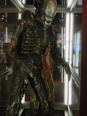 Original Suit used for filming Alien (1979)