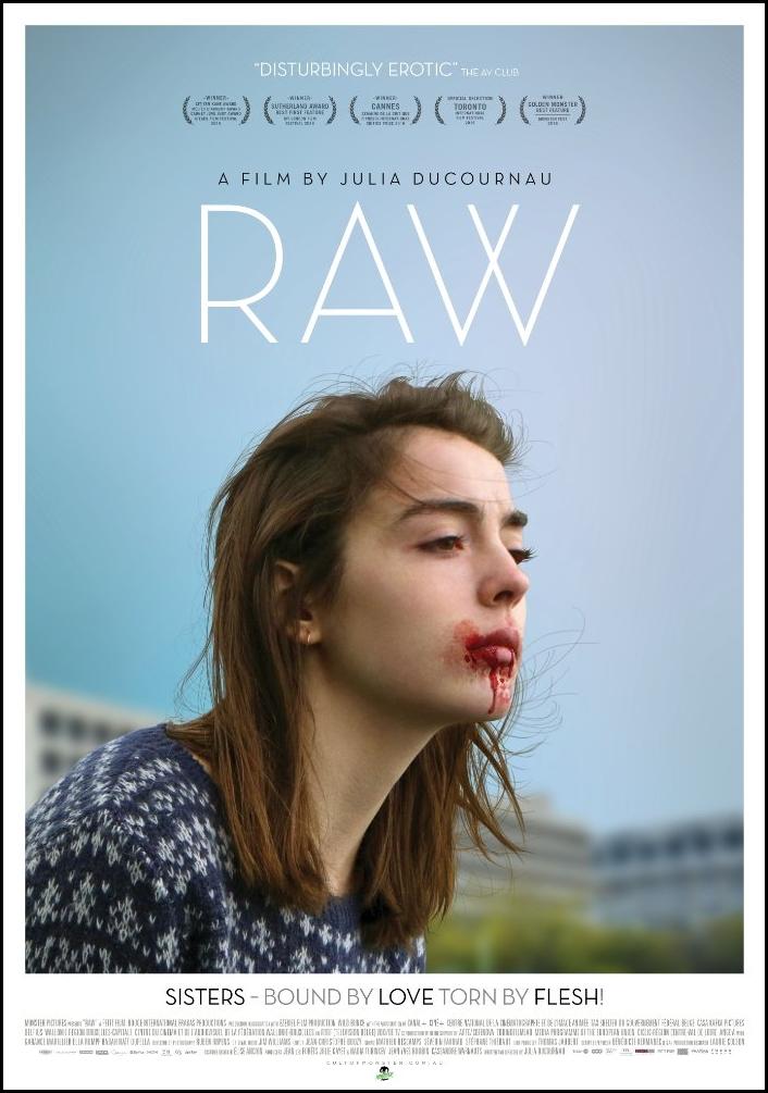 filmas šviežiena svieziena raw grave 2016 poster official.jpgRaw