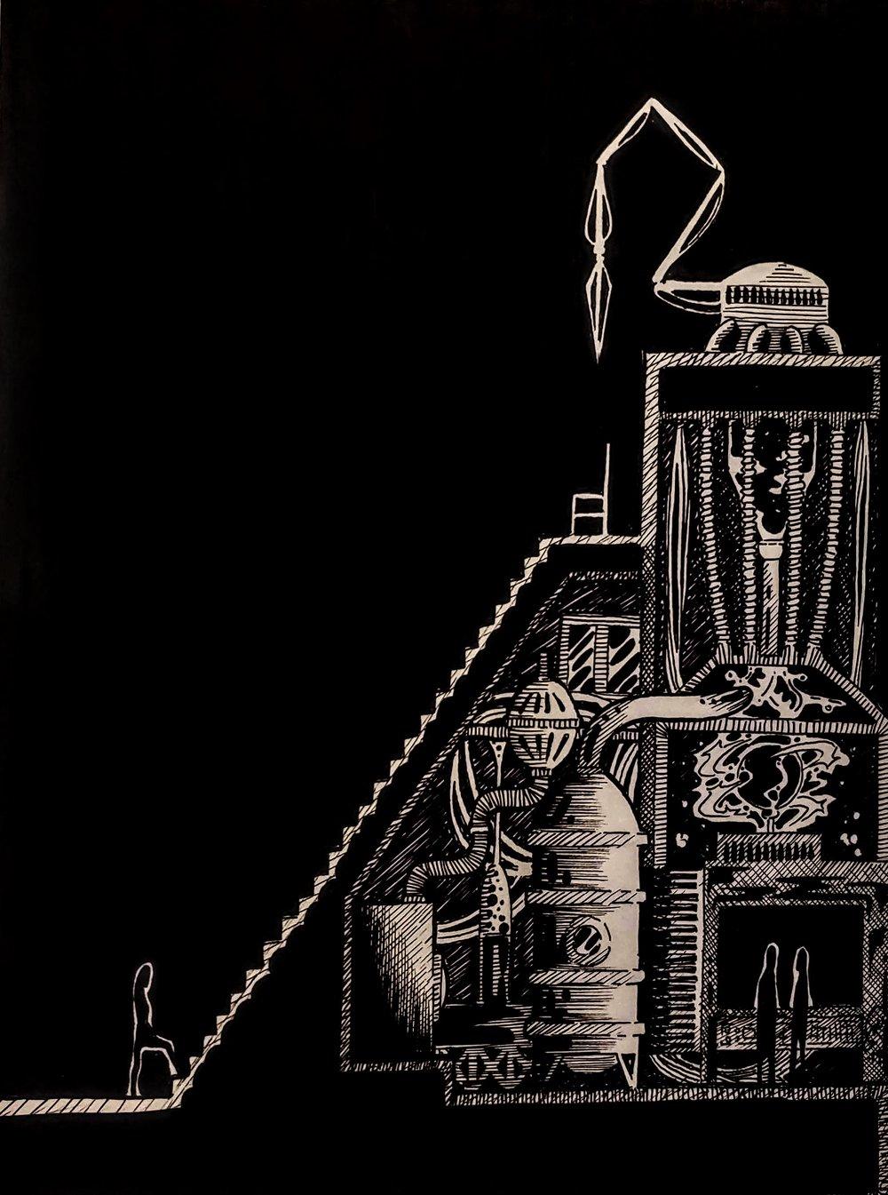 Illustration by  Rachel Wietrick.