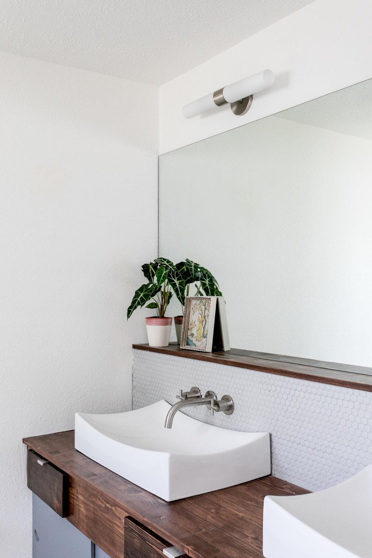 Bathroom Sink Interiors Photography by Sarah Natsumi Moore