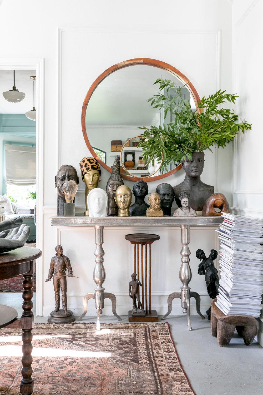 cocollected Home Tour Sculptures Sarah Natsumi Moore