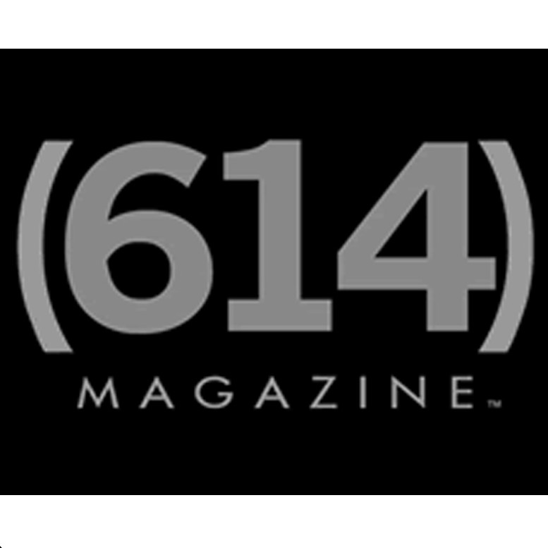 Cover of 614 magazine february 2017