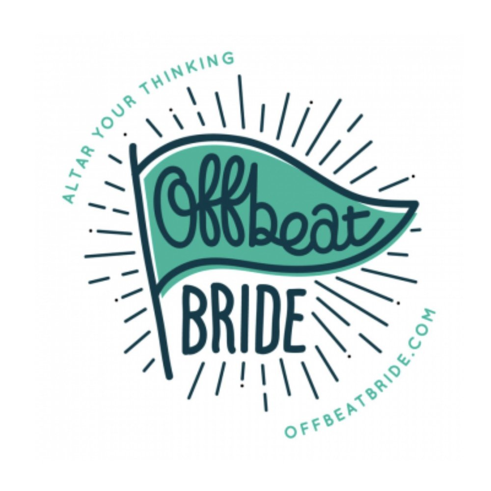 Offbeat Bride blog featured 11/9/2017