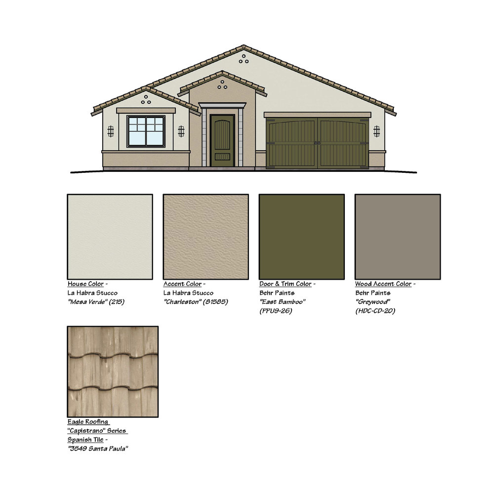 Lot 3 Elevation