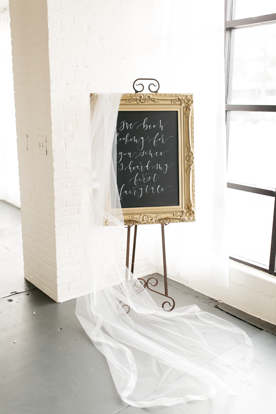 do tell paper and designs chalkboard rental