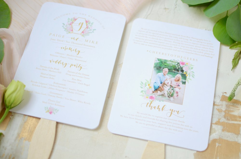 day of details do tell stationery and designs