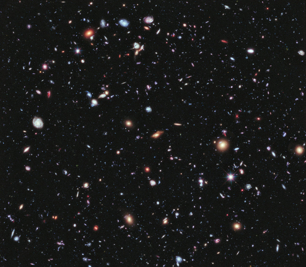 A Universal Address—The big story that will make you feel very small.