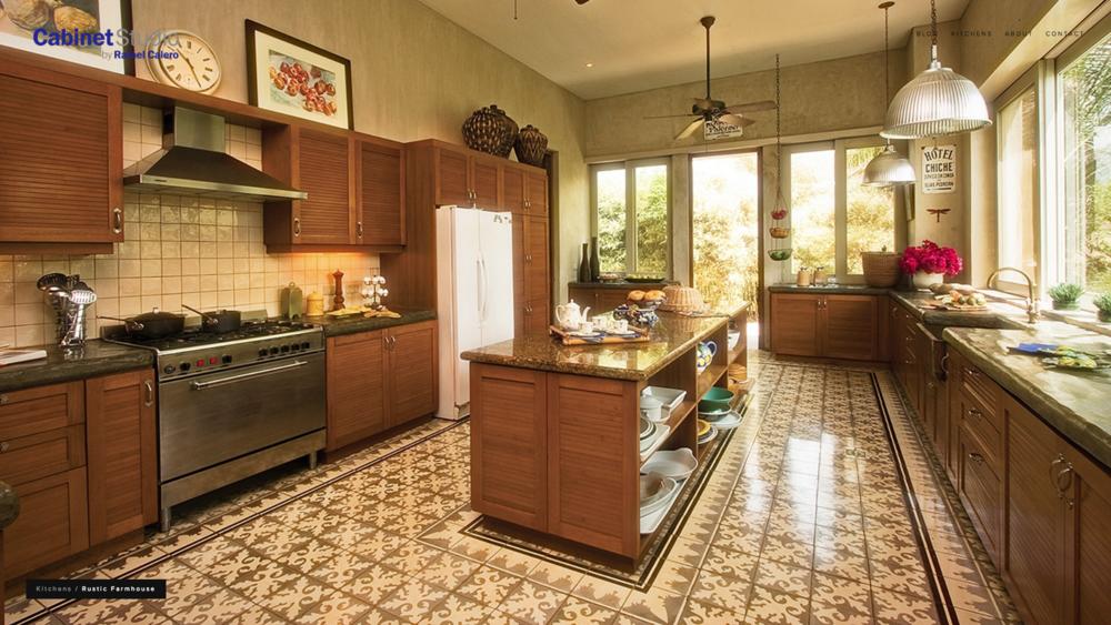 Cabinet Studio by Rafael Calero